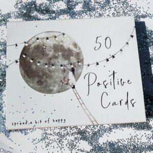 Positive card boxes