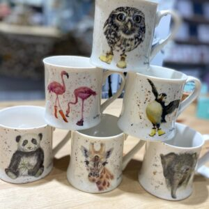 Bree Merryn Animal Mugs