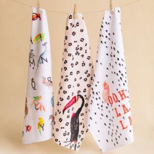 Tea Towels & Aprons